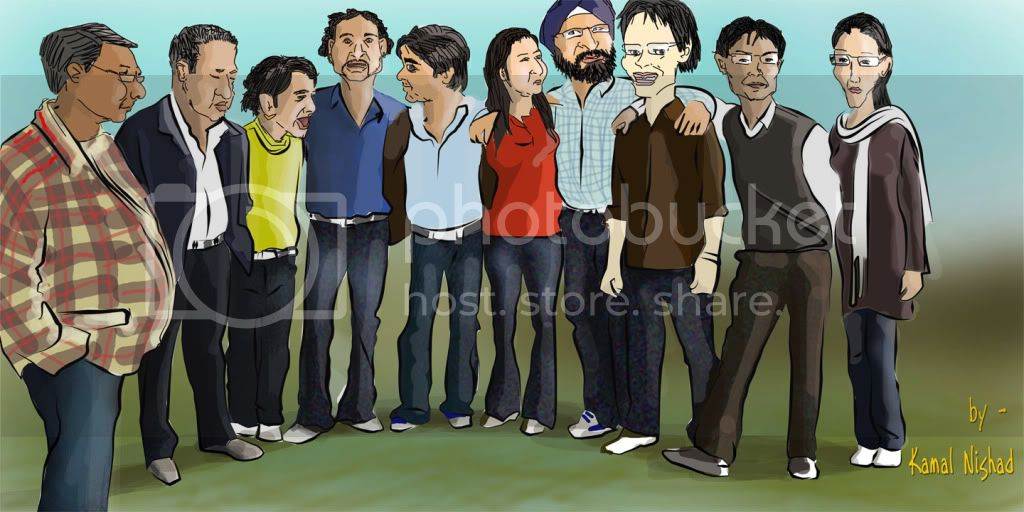 My Frameboxx Delhi Faculty Group_by - Kamal Nishad