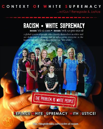 The Context of White Supremacy