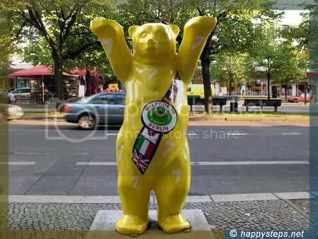 United Buddy Bears, Berlin